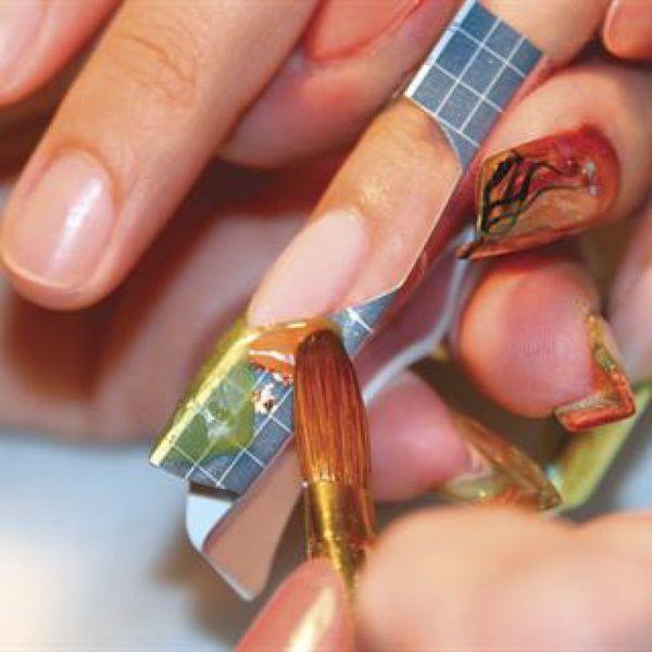 Коррекция ногтей за 40 минут как это сделать 125